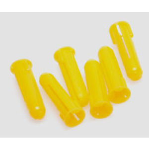Yellow Plugs (Box Of 100)