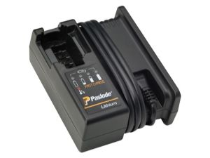 Paslode 018882 Lithium Battery Charger with AC/DC Adaptor