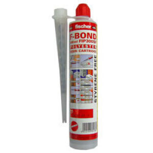 Chemical Mortar FIP Styrene Free 300 ml