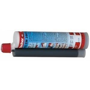 Chemical Mortar Pure Epoxy Resin 390ml