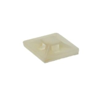 NB22 28 x 28 Adhesive Base Natural (Pack Of 100)