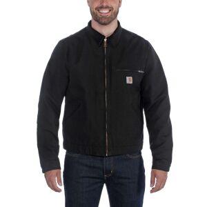 Carhartt Duck Detroit Jacket - Black - Small