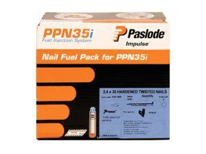 Paslode Nail/Fuel Packs