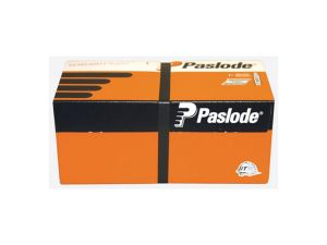 Paslode 141261 2.8mm x 63mm RG Stainless Steel Nails x 1100 and 1 Fuel Cell