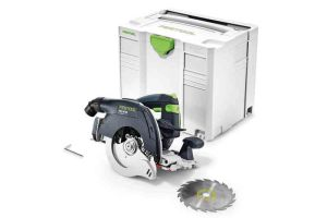 Festool Cordless Circular Saw HKC 55 Li EB-Basic