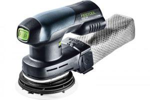 Festool Cordless 18V Eccentric Sander ETSC 125 Li-Basic - Bare Unit