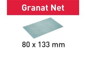 Festool Abrasive net STF 80 x 133 P180 GR NET/50 Granat Net