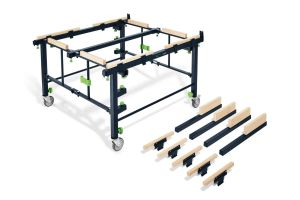 Festool 205183 Mobile Saw Table and Work Bench STM 1800