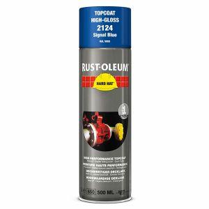 Rust-Oleum 2124 Signal Blue Spray Paint - 500ml
