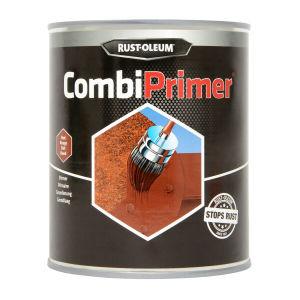 Rust-Oleum 3369 Red Anti-Corrosion Primer - 750ml