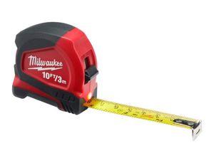 Milwaukee LED Tape Measure 3M/10ft (Width 12mm) 48226602