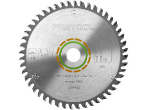 Festool 491952 Fine Tooth Saw Blade 160 x 20 x 48T (TS55)