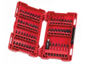 Milwaukee 4932430907 56 Piece Shockwave Impact Drill/Screwdriver Bit Set