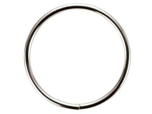 Milwaukee 1Kg 1 1/2in Split Ring for use with Lanyards - 5 pieces - 4932471433