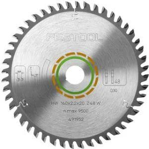Festool Special Aluminium Saw Blade 160 x 2.2 x 20 52T