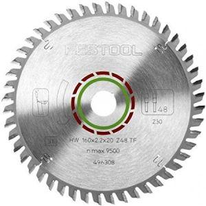 Festool Special Saw Blade(Corian) 160 x 2.2 x 20 48T