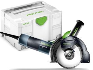 Festool DSC-AG 125 FH-Plus Freehand Cutting System in Systainer 3 240V