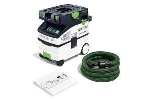 Festool 574825 Mobile Dust Extractor CTM Midi I 110V Cleantec