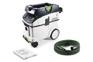Festool 574968 Mobile Dust Extractor CLEANTEC CTL 36E 240V