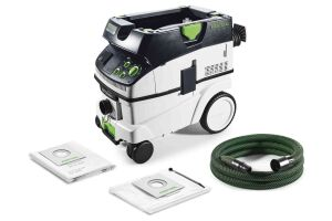 Festool 574979 Mobile Dust Extractor CLEANTEC CTM26 E AC 110V