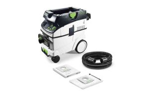 Festool 574985 Mobile Dust Extractor CLEANTEC CTM 36 E AC-LHS 110V