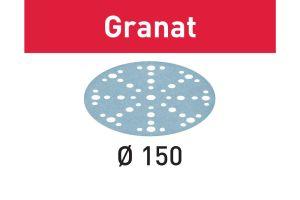 Festool Abrasive Sheet STF D150/48 P120 GR/100 Granat