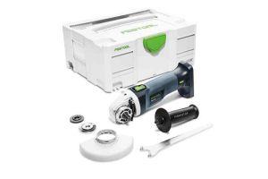 Festool 18V Cordless Angle Grinder AGC 18-125 Li EB-Basic 575343