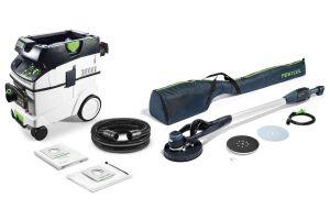 Festool 575458 Long-Reach Sander PLANEX LHS-E 225/CTM 36-Set 110V