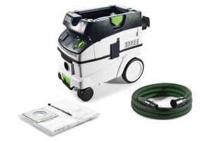 Festool 575648 Mobile Dust Extractor CLEANTEC CTH 26E/a 240V