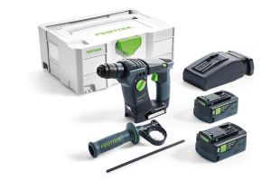 Festool Cordless Hammer Drill BHC 18 Li 5.2 I-Plus
