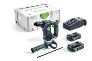 Festool Cordless Hammer Drill BHC 18 Li 3.1 I-Compact