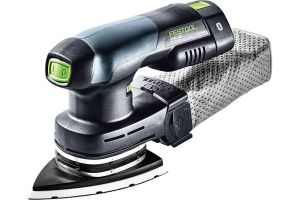 Festool 575704 DTSC 400 Li 3.1 1-Plus 18V Cordless Delta Sander