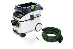 Festool 575848 Mobile dust extractor Cleantec CTM 36 E AC Renofix 240V