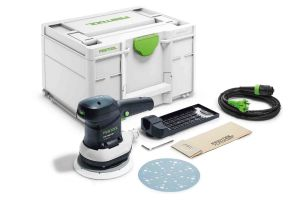 Festool 576077 Eccentric Sander ETS 150/3 EQ-Plus 110V