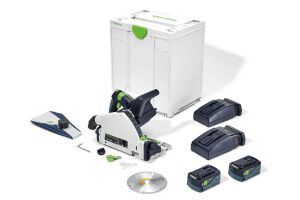Festool 576716 18V Cordless Plunge-Cut Saw TSC 55 5.2 KEBI-Plus/XL