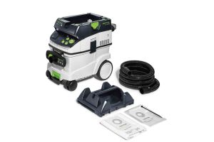 Festool 576852 Mobile Dust Extractor CLEANTEC CTM 36 E AC-Planex 110V