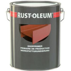 Rust-Oleum Primer - Red Oxide - 5 Litre