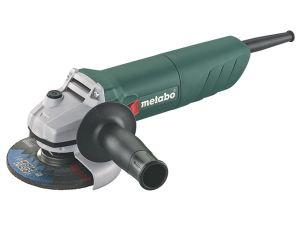 """Metabo W750-115 4.5"""" Angle Grinder 601230380 240V"""
