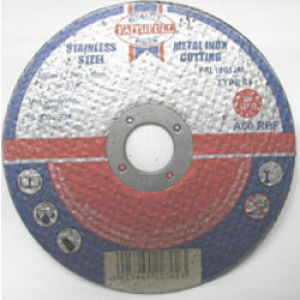 125 x 1mm Inox Special Cutting Disc