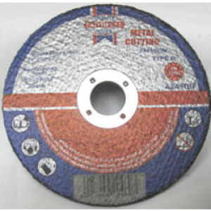 "115 Stone Cut Off Abrasive Wheel 4.5"" x 1/8"""