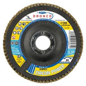 """115 (4.5"""") x 22.2mm Bore - 40 Grit Flap Disc"""