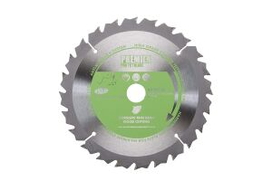 P5-Trim TCT Circular Saw Blade 165 x 20mm Bore 24T