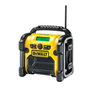 DeWalt DCR020 Multi Voltage XR Li-Ion Compact Digital Radio
