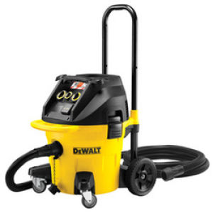 DeWalt DWV902M Construction Dust Extractor 110V