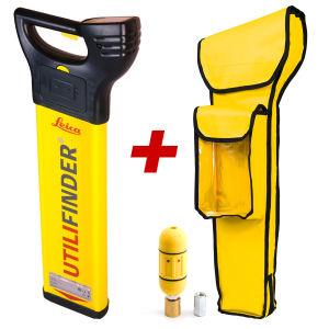 Leica Utilifinder, Utilidrain & Bag