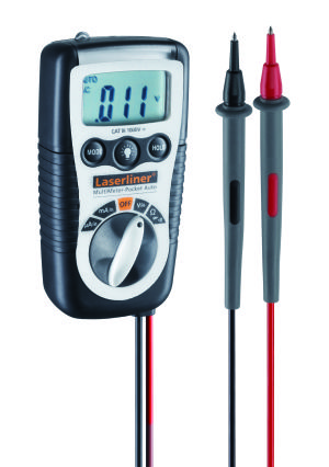 Laserliner 083.032A MultiMeter - Pocket Digital