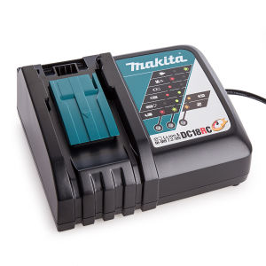 Makita DC18RC Fast Battery Charger Li-ion 14.4V - 18V