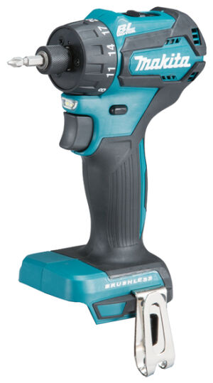 "Makita DDF083Z 18V LXT Brushless Drill Driver 1/4"" Hex - Bare Unit"