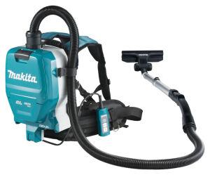 Makita DVC261ZX11 36V LXT Twin 18V Brushless Backpack Vacuum Cleaner - Bare Unit