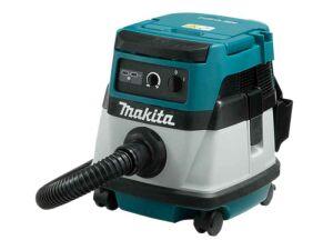 Makita DVC861LZ 36V LXT Twin 18V or 110V Dust Extractor - Bare Unit